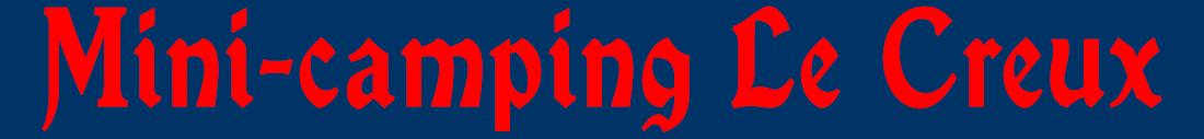 Mini_camping_Le_Creux_logo