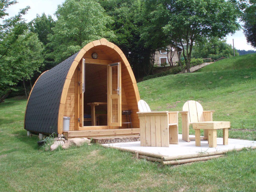 Camping Creux Fresse zuid Vogezen