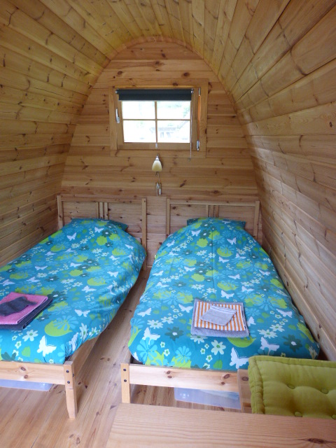 Camping Le Creux Camping Pod Vogezen