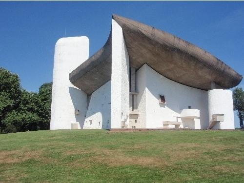 Le Creux wandelen Le Corbusier Vogezen